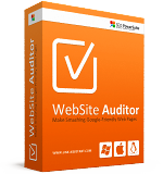Website Auditor de SEO Powersuite